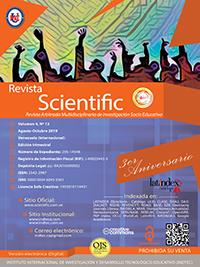 Ver Vol. 4 Núm. 13 (2019): Revista Scientific