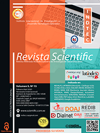 Ver Vol. 5 Núm. 15 (2020): Revista Scientific