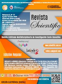 Ver Vol. 5 Núm. 17 (2020): Revista Scientific
