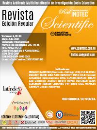 Ver Vol. 6 Núm. 20 (2021): Revista Scientific